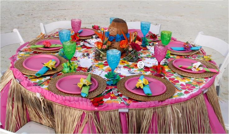 Caribbean Rehearsal Dinner Theme: Top 10 Themed Rehearsal Dinner Ideas