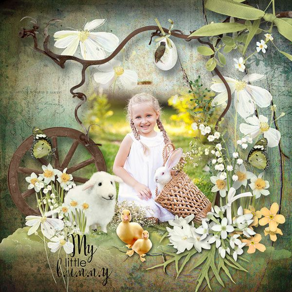 """""""Happy Easter"""" {6-Pack plus FWP} by DitaB Designs   http://www.pickleberrypop.com/shop/product.php?productid=49802&page=1  save 68%  photo Evgenia Kozhevnikova use with permission"""