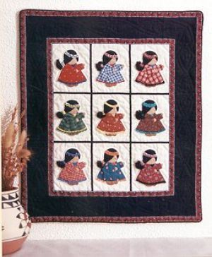 Indian Amish Girls I Think I Have This Pattern Hmmm