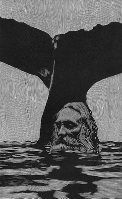 Barry Moser wood engraving