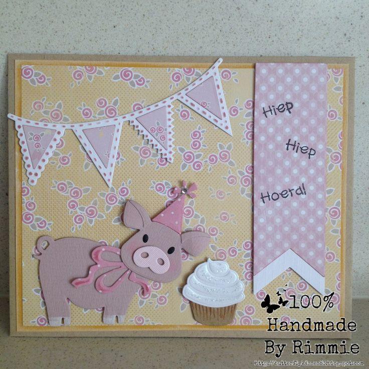 100% Handmade By Rimmie: Cadeau envelop