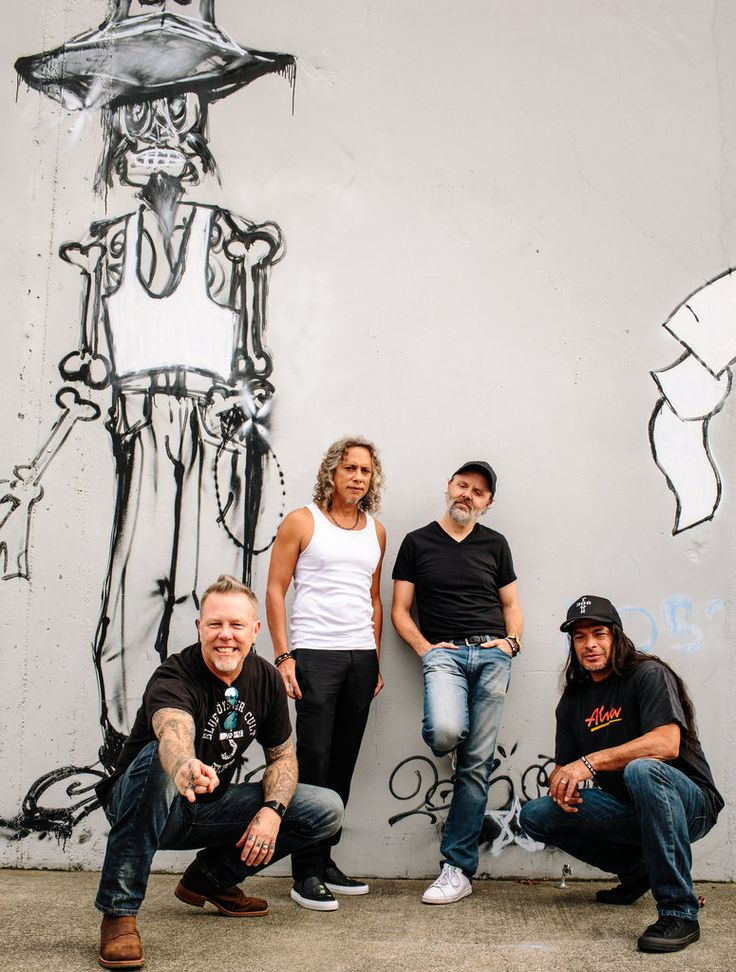 With its first studio album in eight years, Metallica is reclaiming the attack of its music while jettisoning the image of a band as young, fast and out of control.
