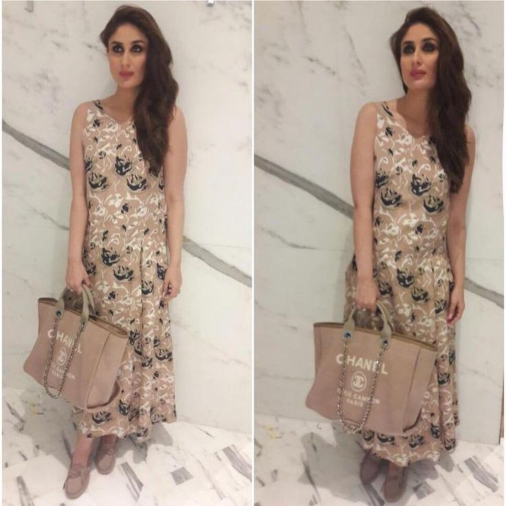 Kareena Kapoor Khan is a true blue fashion icon! The mommy-to-be made a style statement at a recently held fashion launch event.  She was spotted w...