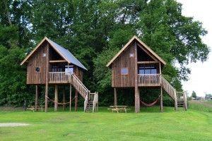Overnachten in een boomhut? http://hotelkamerveiling-blog.nl/overnachten-een-boomhut-snel-naar-leeuwarden/