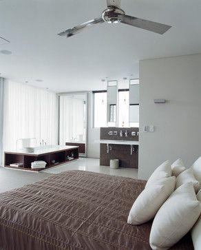 12 Big Bathroom Design Ideas for 2015: master suite; open master bath #Forbes #Houzz #TheHurstTeam