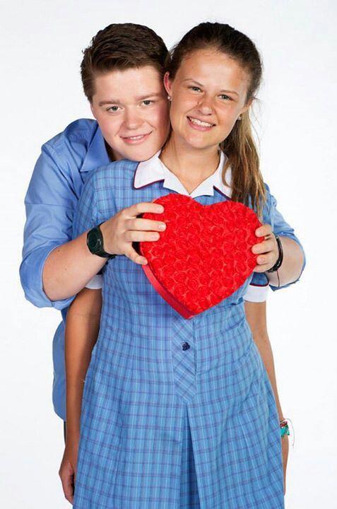 Callum & Josie #Neighbours #Neighbours2014