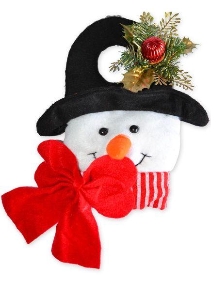 Boneco de Neve - Seja Bem Vindo - Natal