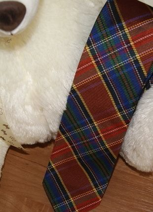 Kup mój przedmiot na #vintedpl http://www.vinted.pl/odziez-meska/krawaty/13836693-krawat-meski-terierek-gustowna-krata-jedwab