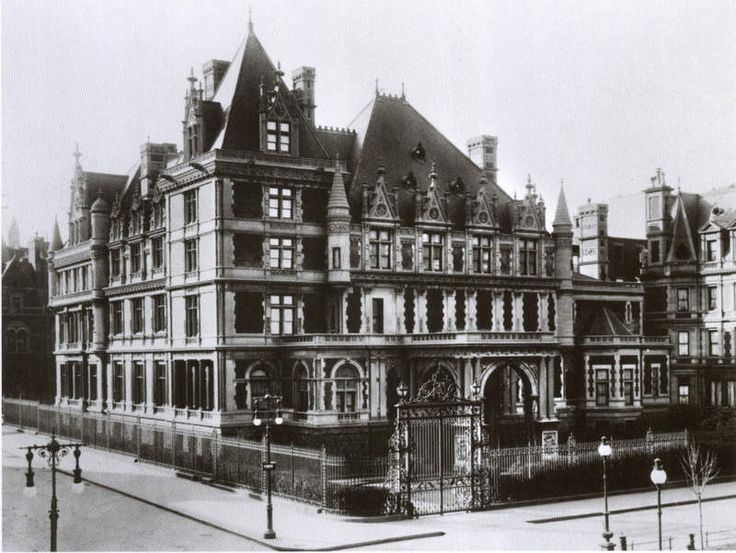 The rise and fall of the Vanderbilt family still pervades American historical lore and the remnants of Cornelius Vanderbilt II's Fifth Avenue Mansion can still be found throughout Manhattan.