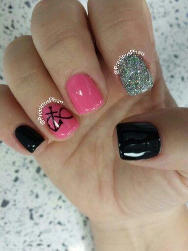 Anchor infinity nails