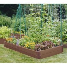 Small Vegetable Garden Design Idea
