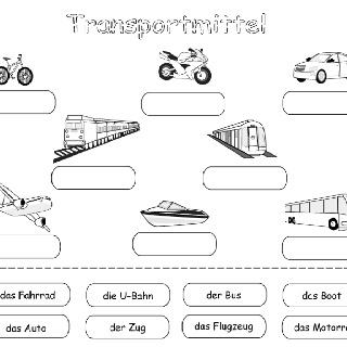1000+ images about German Worksheets for Children - Deutsch für ...