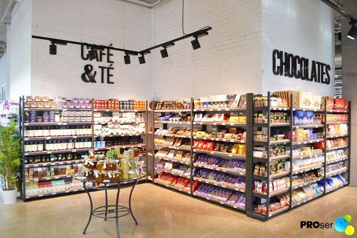 "Zona ""Café & Té"""
