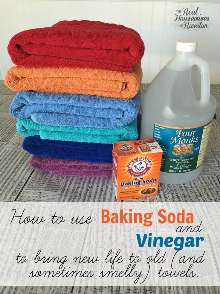 Baking Soda To Get Rid Of Smell Best 20 Towels Smell Ideas On Pinterest  Diy Glass Cleaning