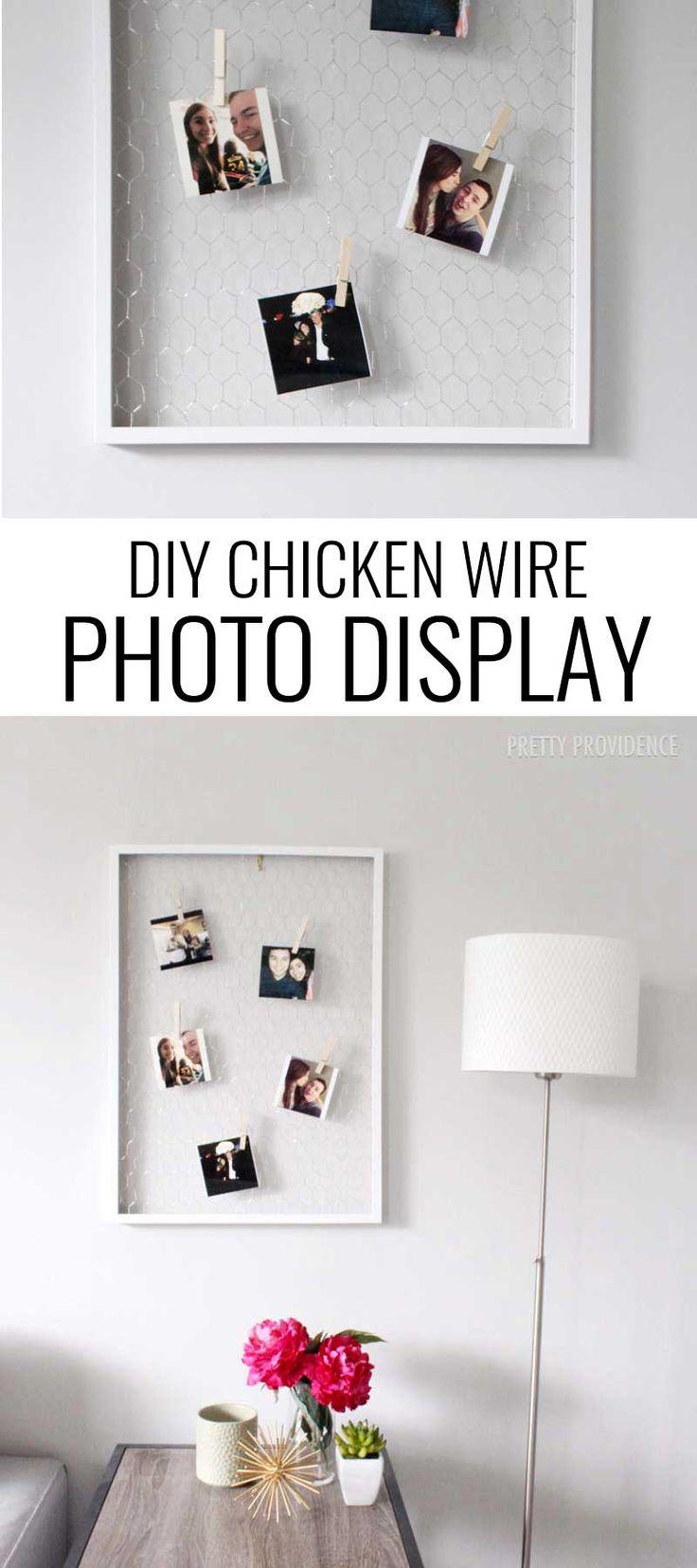 124 best I ❤ Chicken Wire images on Pinterest | Chicken wire ...
