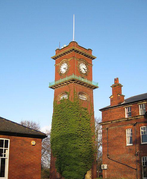 Clock Tower, Seacroft Hospital