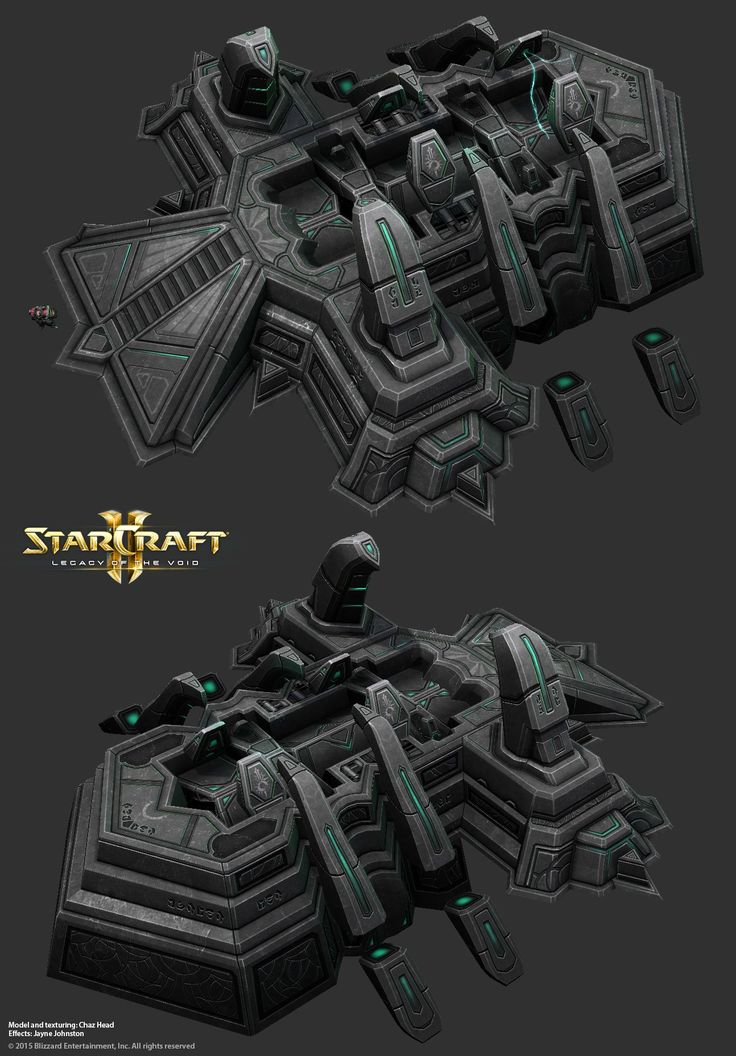 Hi folks, the SC2 art team is happy to let loose this dump of art.