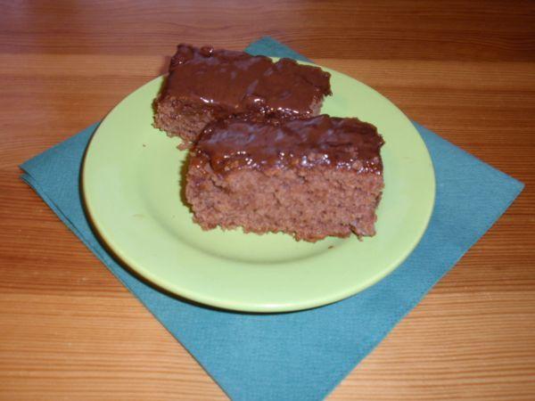 Hnedý jablkový koláč - Recept pre každého kuchára, množstvo receptov pre pečenie a varenie. Recepty pre chutný život. Slovenské jedlá a medzinárodná kuchyňa