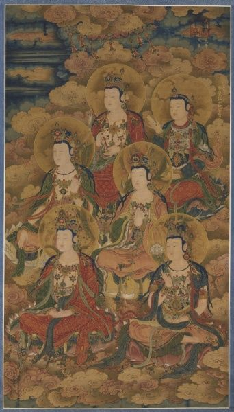 195 best chinese art images on pinterest for Dynasty mural works