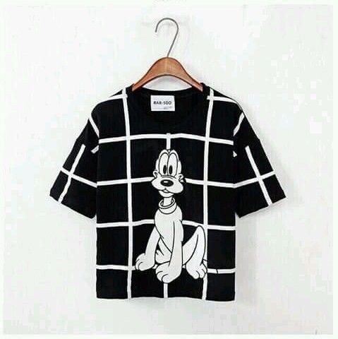 áo croptop
