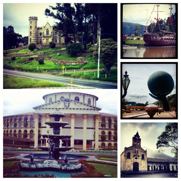 #PicStitch Amazing WeekEnd #Colombia
