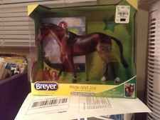 Pippa Funnell Pride And Joy The Event Horse Book With Hand-Painted Action Figure