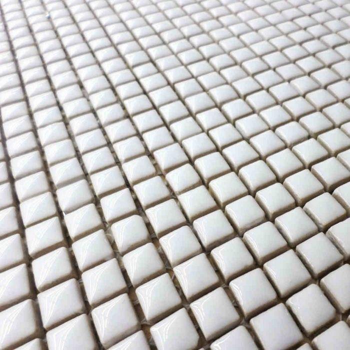 9.5*9.5 мм мини белый цвет глазурованная керамическая мозаика для ванной душ плитка гостиная границы кухня backsplash прихожая
