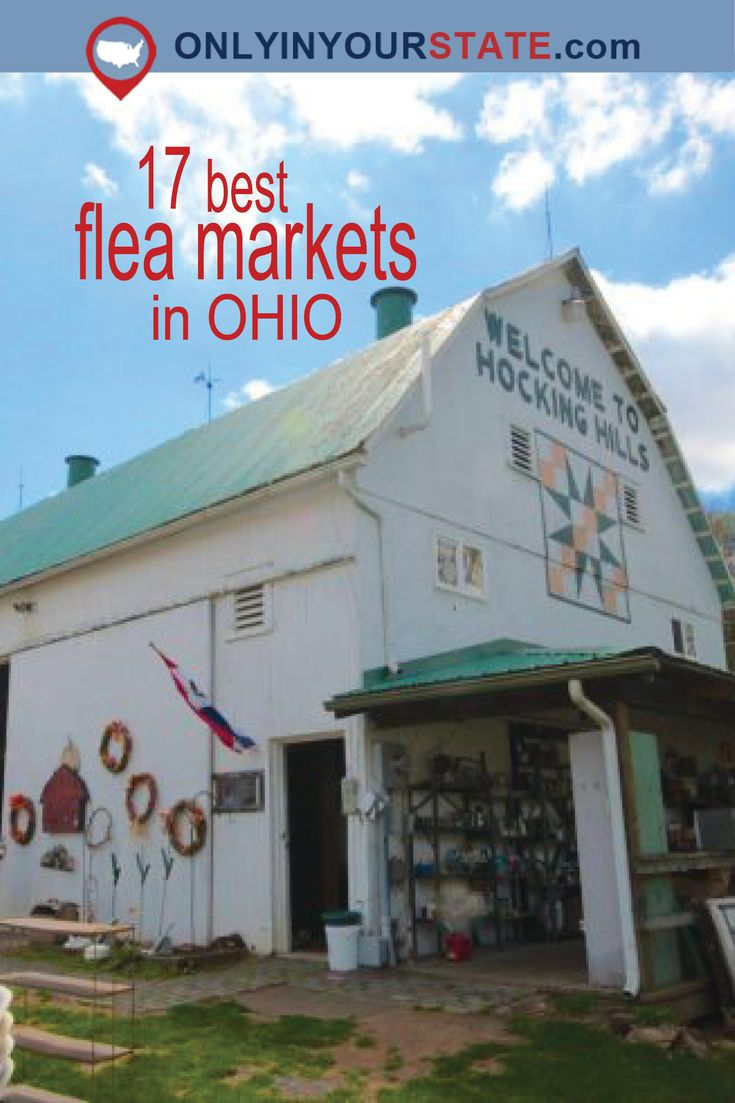 Travel   Ohio   Flea Markets   Vintage   Shopping   Unique Finds   Hidden Treasures