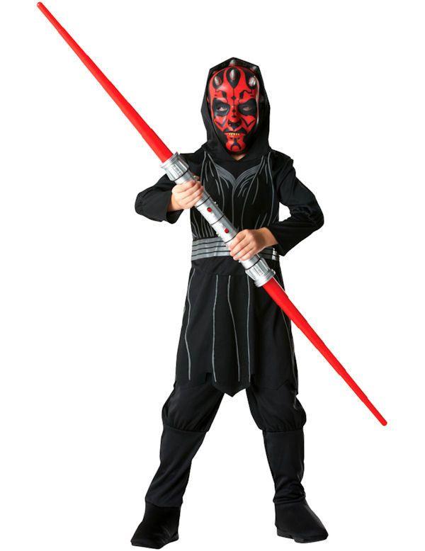 Child Star Wars Darth Maul Costume
