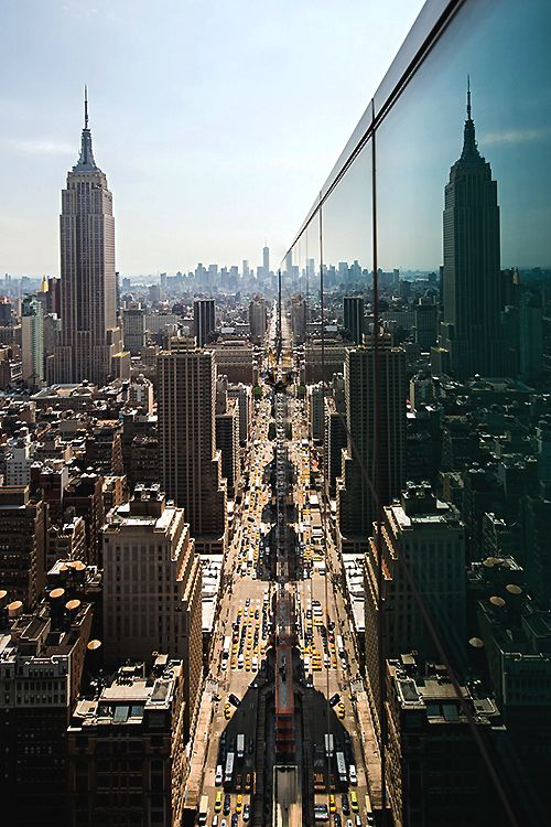 ღღ Manhattan afternoon by WorldFam0us