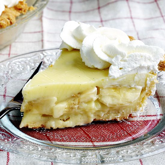 Microwave Banana Cream Pie. Cami: This cream pie is incredible. The recipe is almost fool proof. I use the cream recipe in other pie recipes and just eat is as pudding. Awesome