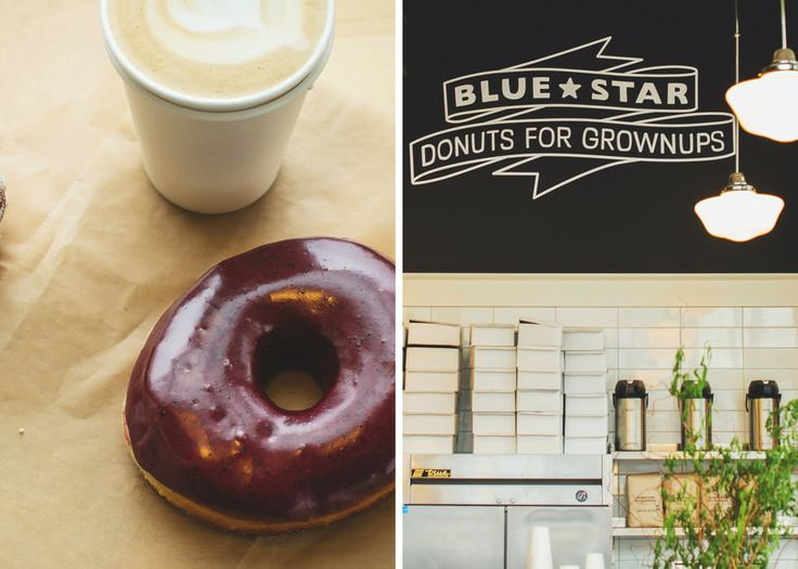 Eat all the donuts in Portland, PDX - USA (A Table For Two)