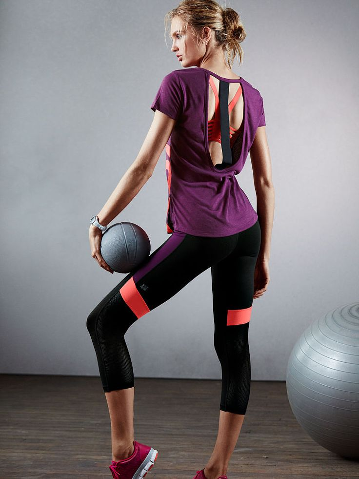 1000+ images about Victoriau0026#39;s Secret Sportwear on Pinterest | Clothes For Women Fitness Apparel ...
