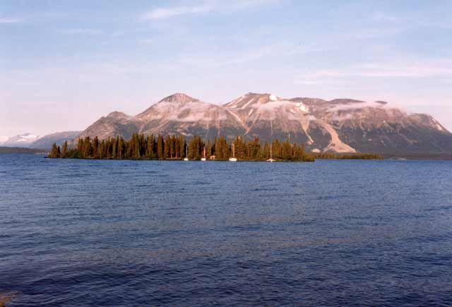 atlin lake british columbia