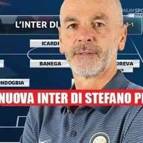 Inter, sprint finale: ecco la nuova squadra di Pioli L'Inter ha le idee chiare, e dopo il Natale si lancerà sul mercato per chiudere importanti colpi. Stefano Pioli ha scelto a chi affidare il centrocampo, ma intanto possiamo ridisegnare la nuova forma #inter #calciomercato