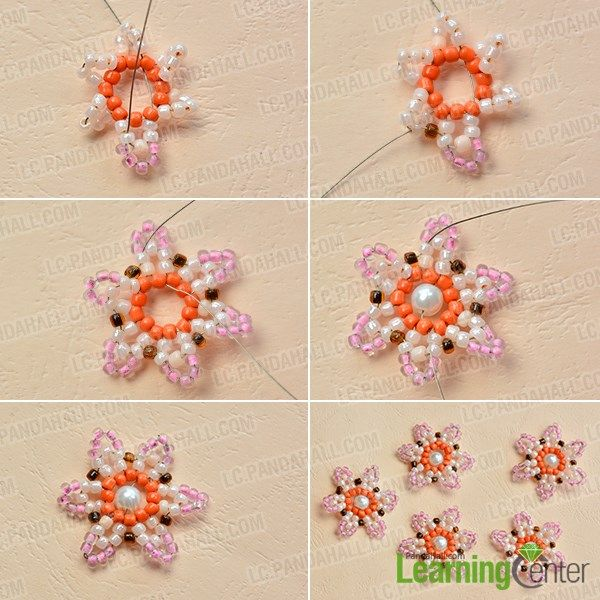 Do you need a flower necklace for the coming spring? If yes, today's Pandahall tutorial on how to make cheap flower seed beads necklace for girls really deserves your attention!