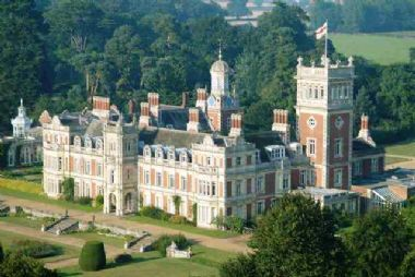 Somerleyton Hall, Lowestoft, Suffolk