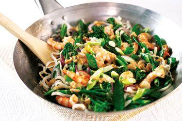 Thai-style stir-fry – Recipes – Bite