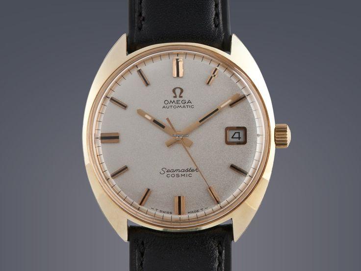 Vintage Omega Seamaster Cosmic - $1,200