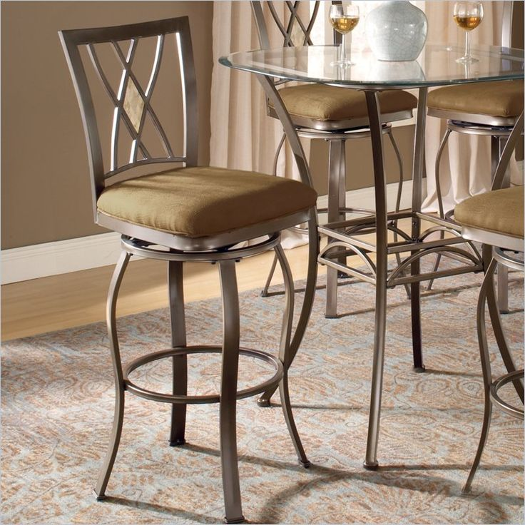 Best Of Wrought Iron Bar Stools 24 Inch