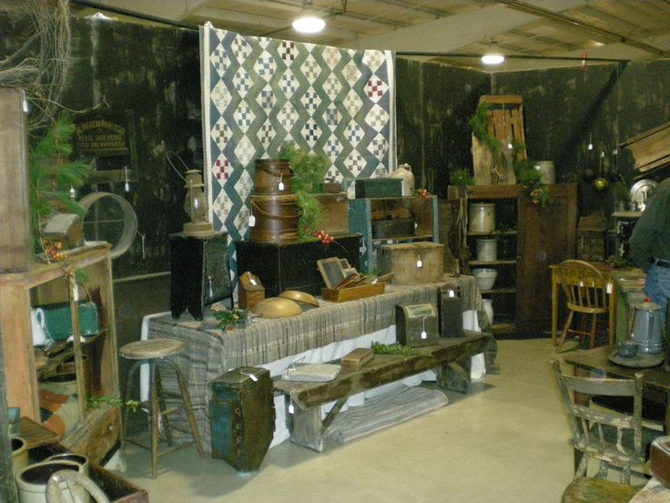Gathering On The Prairie Is A Collection Of Vendors Selling The Finest In  American Primitive Wares