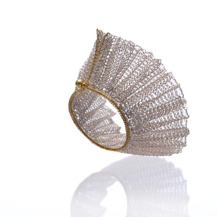 Bracelet - Pleated Collection by FROU FROU