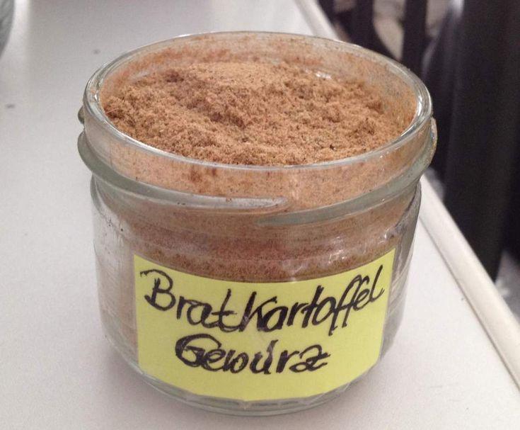 Rezept Bratkartoffelgewürz selbst gemacht von teddy38 - Rezept der Kategorie Saucen/Dips/Brotaufstriche