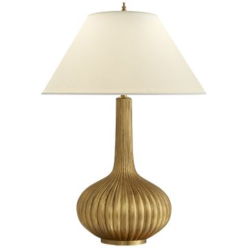 Charlotte in gild w natural percale shade x shade diameter use led for brighter light