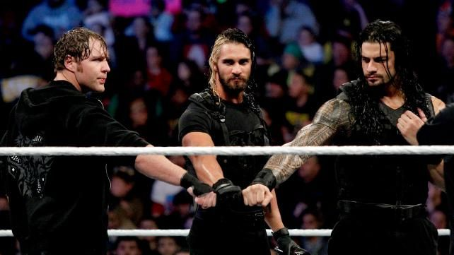 CM Punk & The New Age Outlaws vs. The Shield: photos   WWE.com