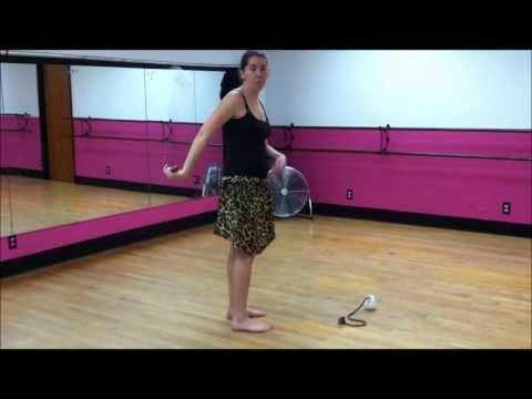 Poi Ball Spinning Basics Island Dancers of San Diego - YouTube