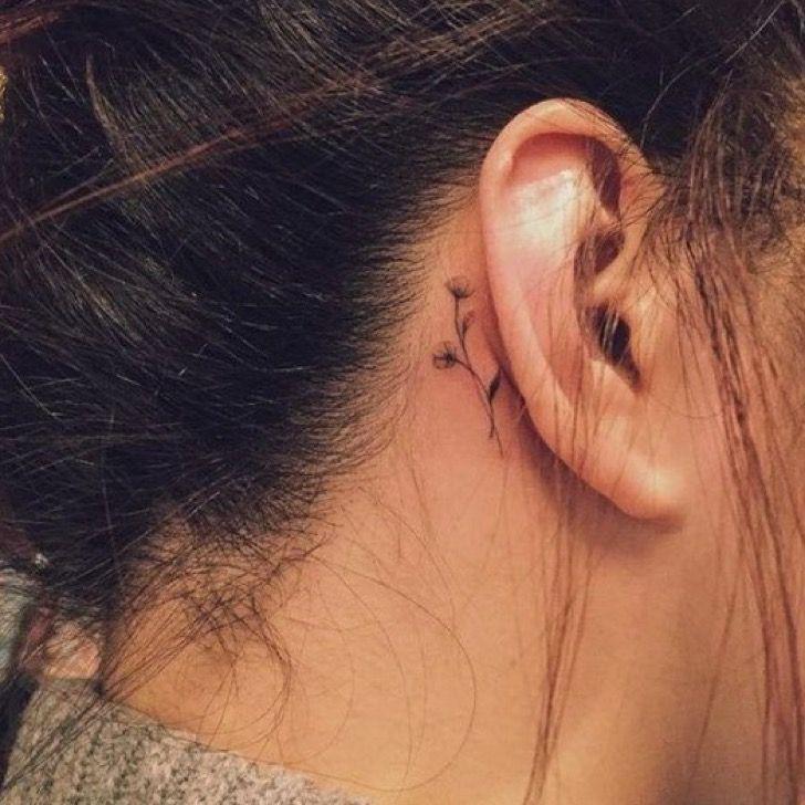 30 tatuajes tan pequeños y lindos con los que incluso tu mamá estará de acuerdo