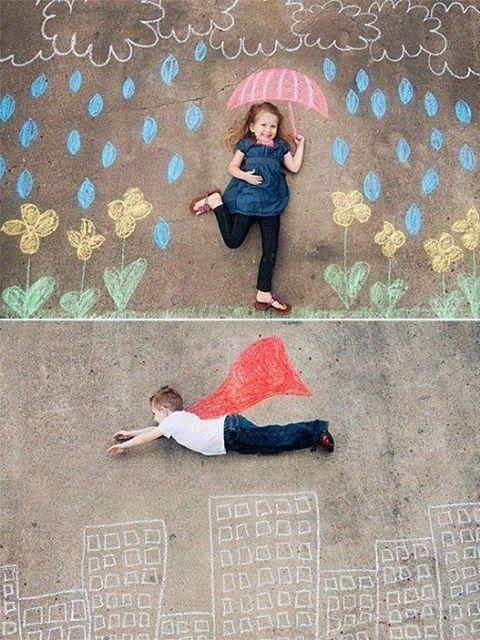 Un brin de folie sur vos photos de famille! | Sweet Félicité