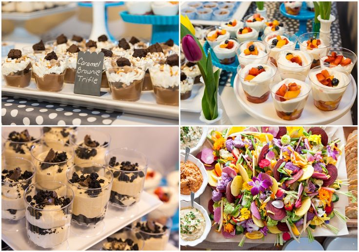 Book Launch Party Food Ideas