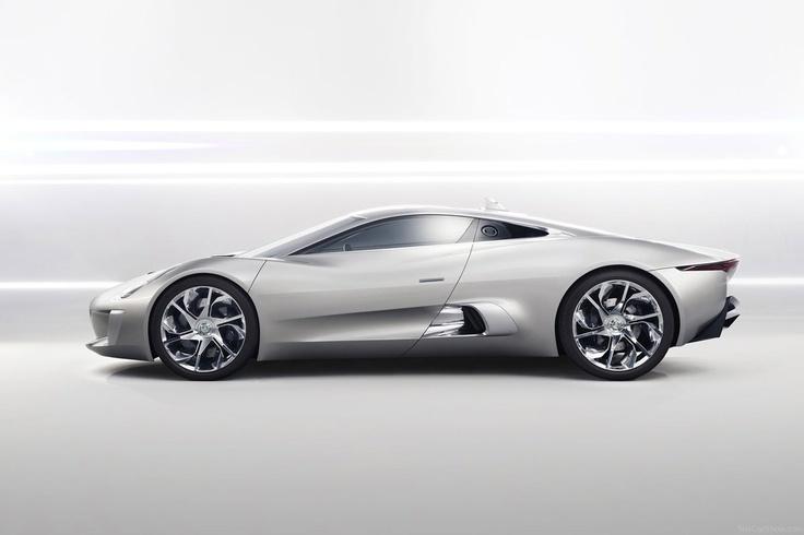 Jaguar Hybrid C-X75 Concept Source: http://www.wc-news.com/jaguar-hybrid-c-x75-concept-jaguar-cars-and-williams-f1/